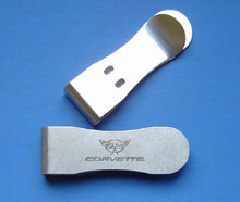 C5 Corvette Money Clip