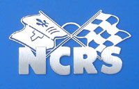NCRS Ornament - Corvette