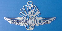 Indianapolis Motor Speedway Ornament