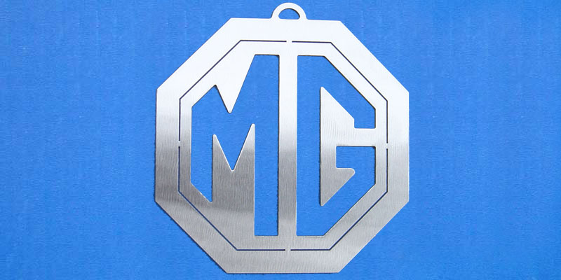 MG Ornament