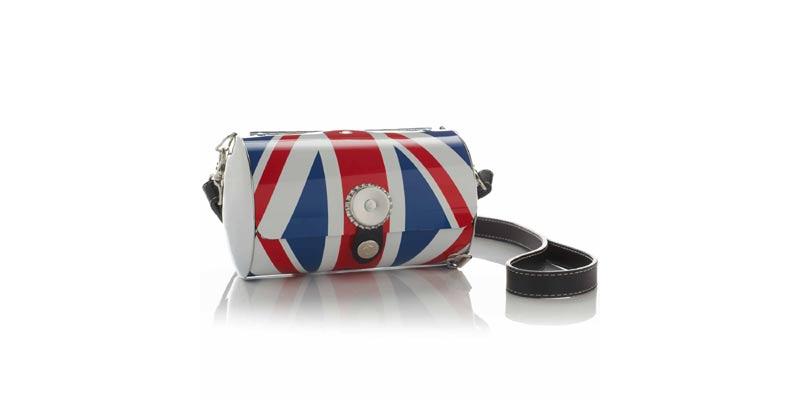 Union Jack Cyclone Handbag