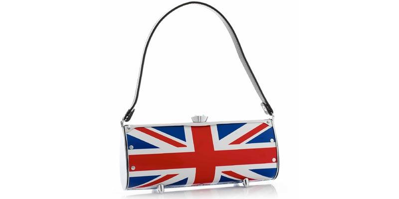 Union Jack Fender Handbag