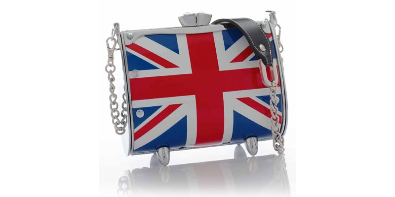Union Jack Fenderette Handbag