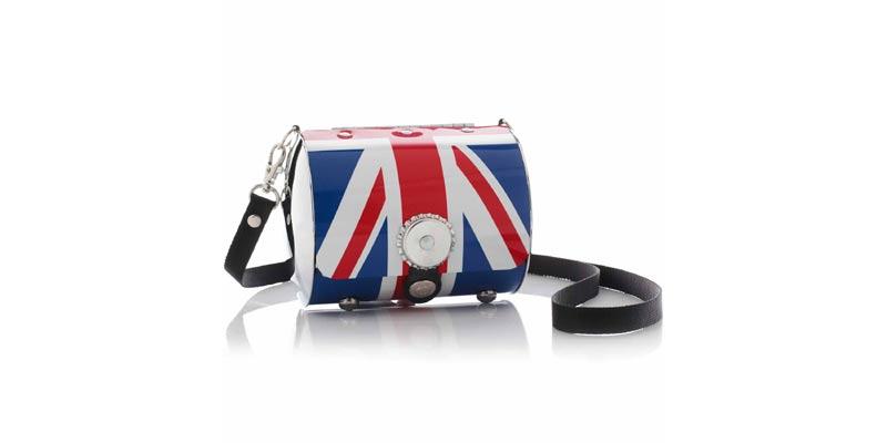 Union Jack Petite Handbag