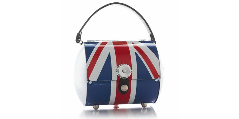 Union Jack Super Cyclone Handbag
